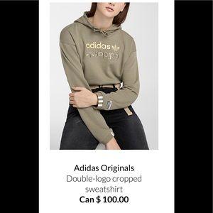 Brand New Adidas Originals Hoodie Sweater